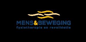Logo Mens & Beweging Fysiotherapiepraktijk Goes